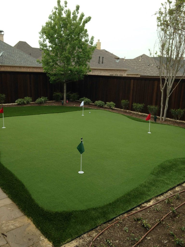 Putting Green Turf Dfw