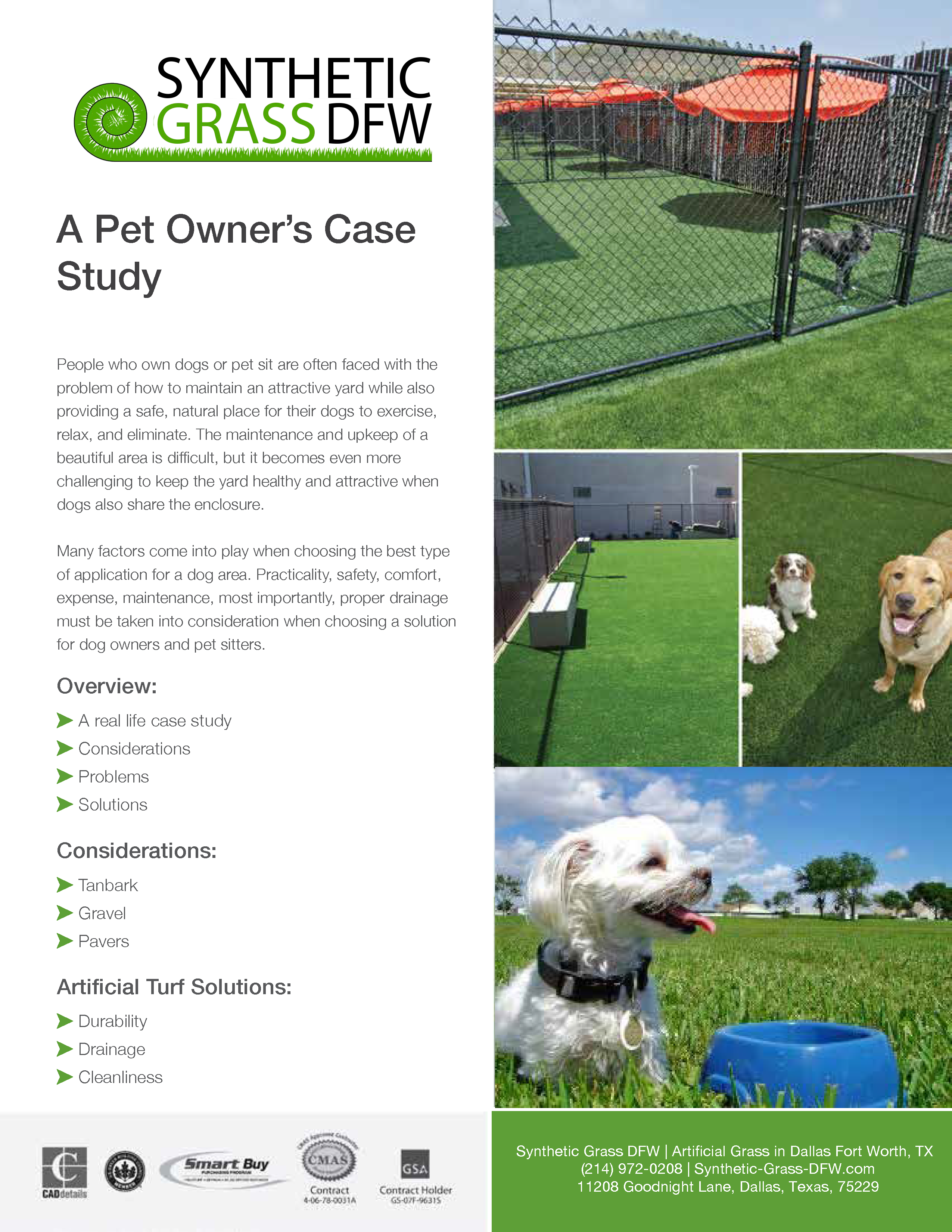 Pet Owner's Case Study