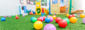 artificial grass makes ideal playground turf