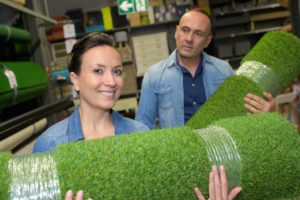 buying artificial grass