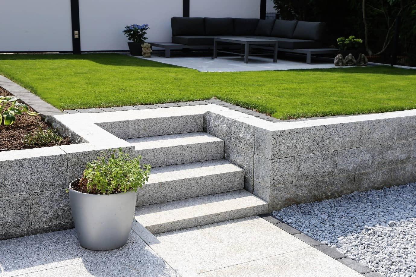 Turn Your Grounds Into a Modern Formal Landscape With Synthetic Grass in Dallas