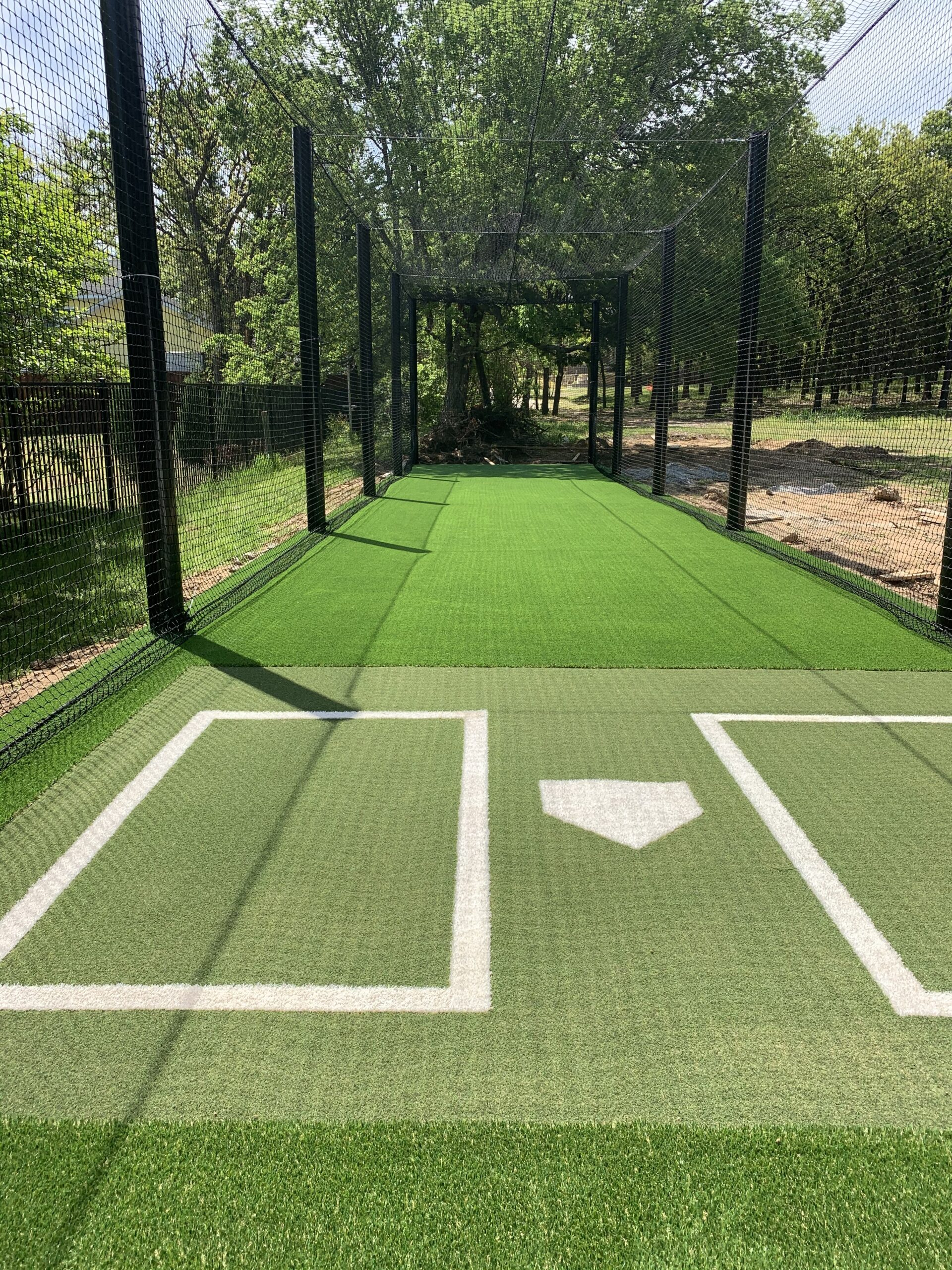 Batting Area - Synthetic Grass DFW